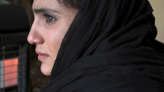 Wajma Bahar dans le film afghan de Barmak Akram,