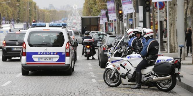 Deux hommes ont été interpellés lundi 13 janvier Porte de la Villette, avec un kilo d'explosif.