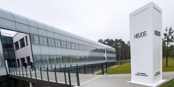 Bonne référence et prestige: depuis des années, les étudiants en école de commerce ont installé LVMH sur la première marche du classement Universum des entreprises qui les font rêver (siège du nouveau centre de recherche et de développement de parfums et cosmétiques de LVMH à Saint-Jean-de-Braye).