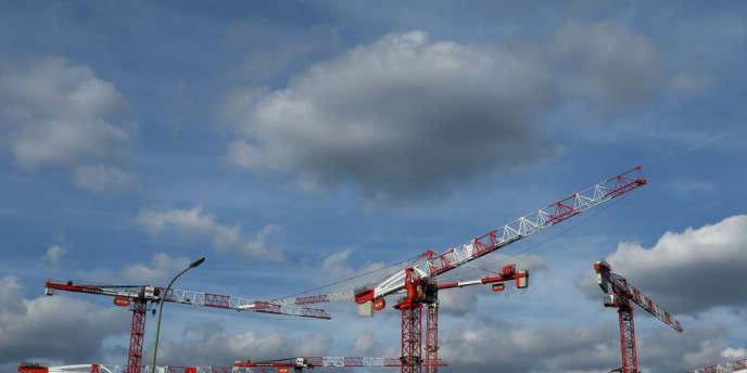 En 10 ans, près de 10 millions de m2 de bureaux sont sortis de terre en Ile-de-France.