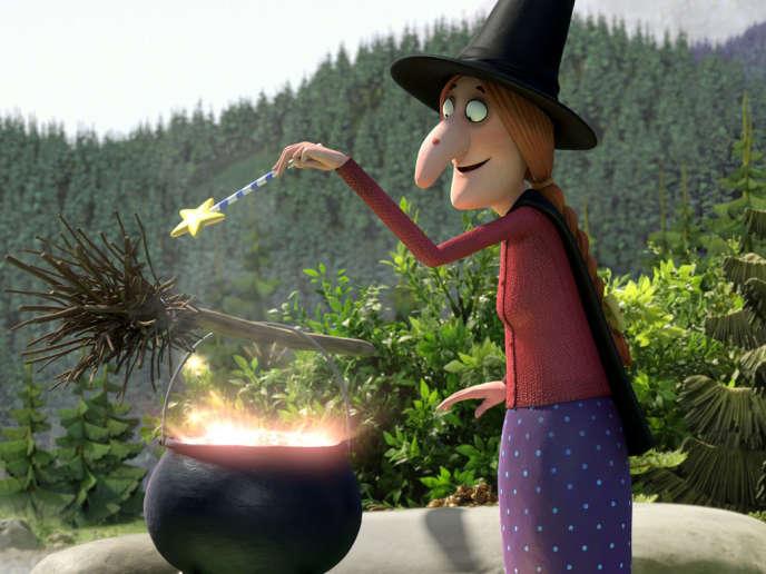 Une image du film d'animation britannique de Max Lang et Jan Lachauer,