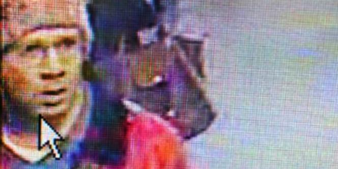 Photo du suspect des tirs à