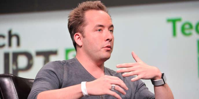 « Je ne peux pas imaginer meilleure personne pour nous aider à atteindre une dimension mondiale », assure Drew Houston, le jeune de PDG de Dropbox.