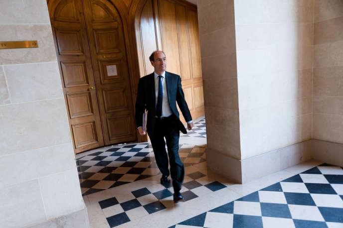 Eric Woerth le 19 novembre à l'Assemblée.
