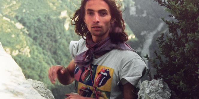Audry Maupin en 1993.