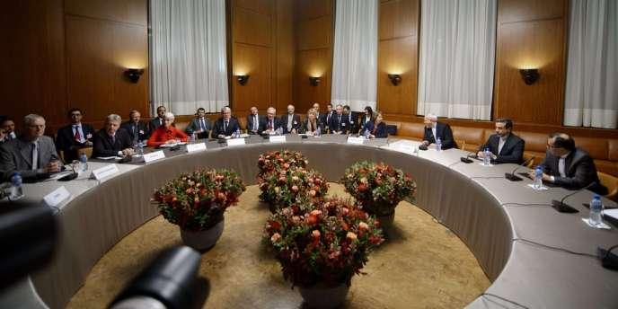 Les délégations se sont séparées, jeudi soir, au terme d'une