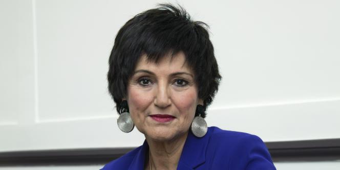 Dominique Bertinotti, le 19 novembre.