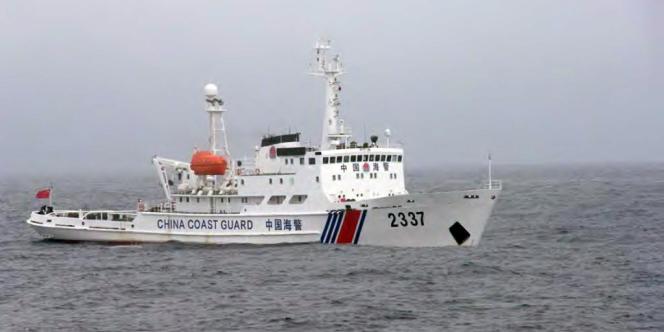La dernière incursion chinoise, de quelques heures, remonte au 7 novembre. La précédente, le 28 octobre, avait fait nettement monter le ton entre les deux pays.