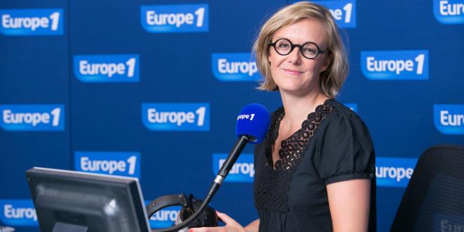 Marion Calais, de 5h à 6h sur Europe 1.