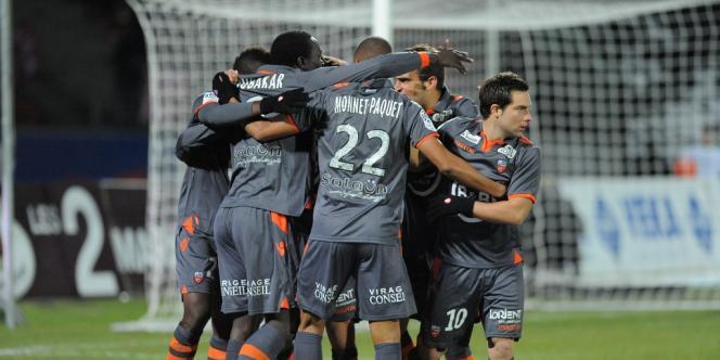 Lorient a mis fin à une série de neuf défaites à l'extérieur, en battant Evian Thono-Gaillard, lors de la 14e journée de Ligue 1.