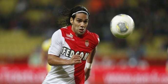 Enrôlé en début de saison, le Colombien Falcao n'a encore jamais joué face à Nantes, qui a été promu l'an dernier en même temps que Monaco.