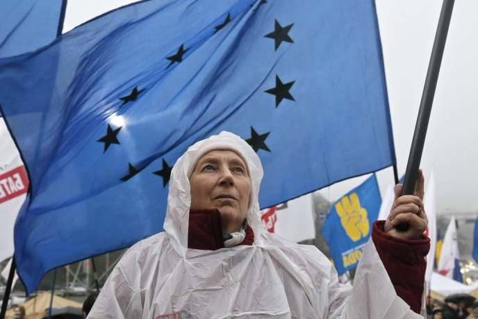 Kiev, lundi 25 novembre.