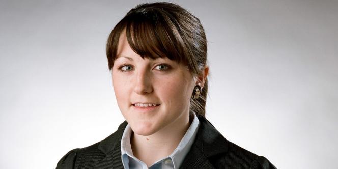 Amanda Clarke, doctorante à l'Oxford Internet Institute.