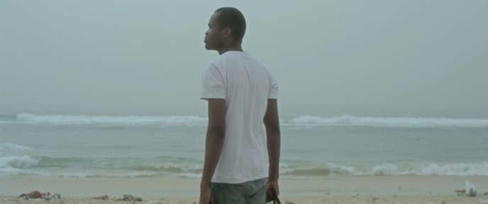 Christian Mupondo dans le film français de Nicolas Karolszyk,