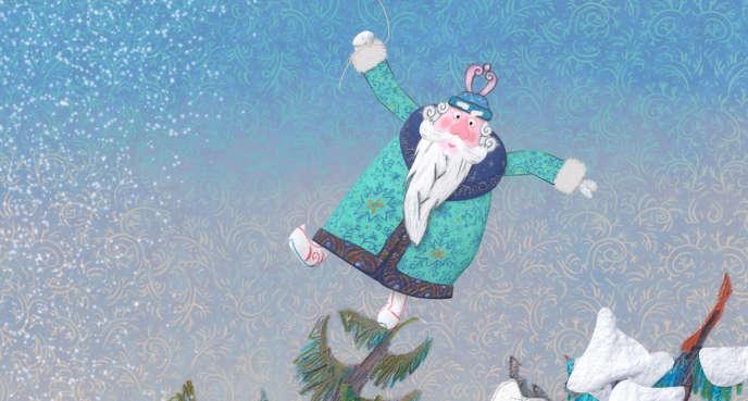 Une image du moyen-métrage d'animation français de Youri Tcherenkov,