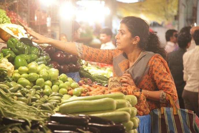Nimrat Kaur dans le film indien de Ritesh Batra,