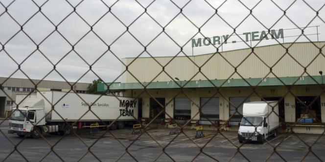 Le transporteur Mory Ducros, qui emploie 5200personnes, a demandé sa mise en redressement judiciaire.