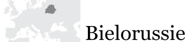 La Biélorussie n'est pas prête à signer un accord au sommet de Vilnius