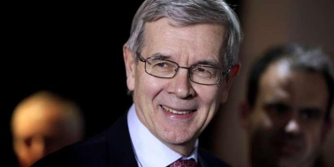 Philippe Varin, le 25 novembre 2013.