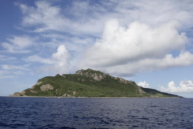 Les îlots Senkaku-Diaoyu, en mer de Chine.