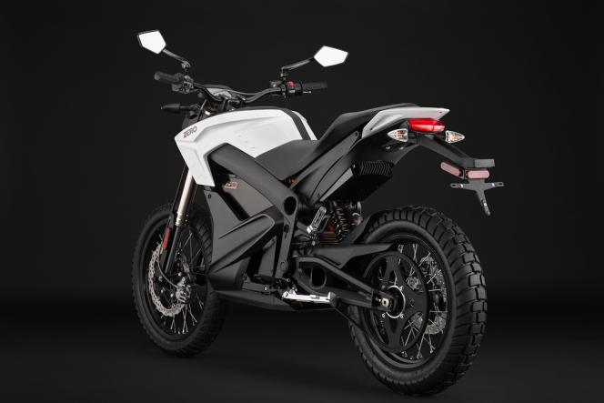 Zéro DS, la moto électrique de Zéro Motorcycles.