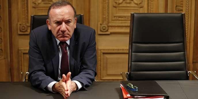 Pierre Gattaz, président du Medef, le 26 novembre.