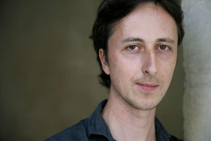 Philippe Quesne (ici à Avignon, en juillet 2008) a été nommé directeur du Théâtre Nanterre-Amandiers, le 29 novembre 2013.