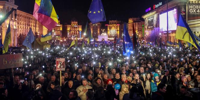 A Kiev, le 29 novembre.