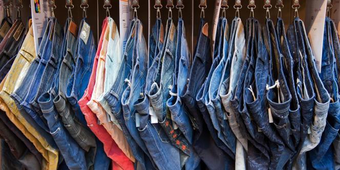 Il se vend chaque année 1,8 milliard de paires de jean dans le monde, dont 63 millions rien que dans l'Hexagone.