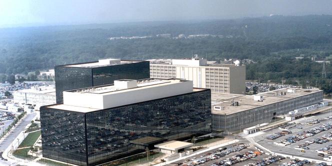 Le siège de la NSA à Fort Meade, dans le Maryland.