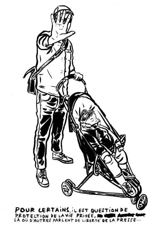 Brian Molko, le chanteur de Placebo, a attaqué «Voici» pour la publication de photos le montrant en bon père de famille promenant, un dimanche, son bébé en poussette dans les allées du zoo de Vincennes : selon lui, une «atteinte à l'image de marginal» que cultive l'artiste.