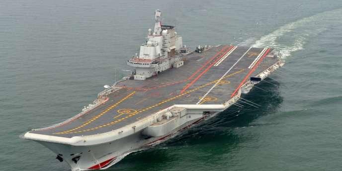 Le porte-avions chinois
