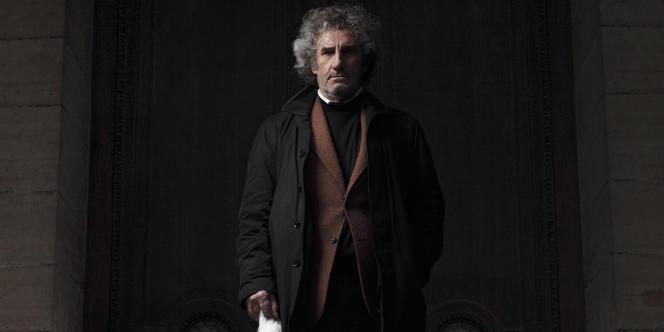 Le réalisateur Philippe Garrel à Paris, novembre 2013, alors que sort son film