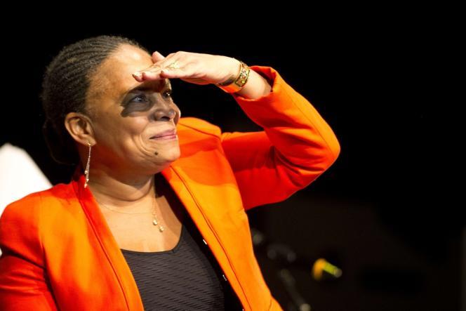 La garde des sceaux, Christiane Taubira, le 2décembre2013.