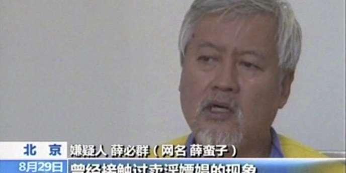 Wang Qinglei a indiqué avoir été limogé par la télévision centrale d'Etat après avoir publiquement critiqué la couverture par CCTV de l'arrestation de Charles Xue, investisseur sino-américain et blogueur réputé pour son ton frondeur.