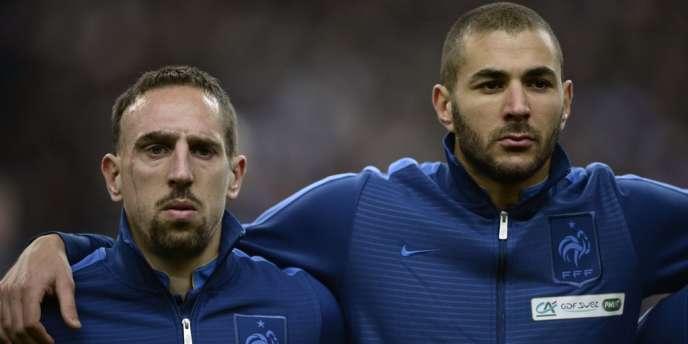 Les deux footballeurs ont été relaxés, jeudi, à l'issue du procès.
