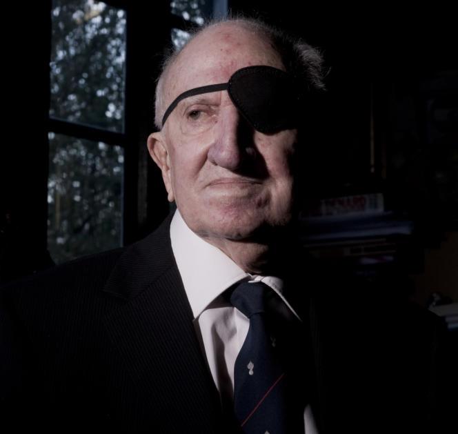 Paul Aussaresses, en 2008.