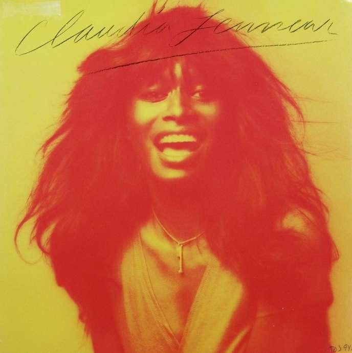Pochette de l'unique album solo de Claudia Lennear,