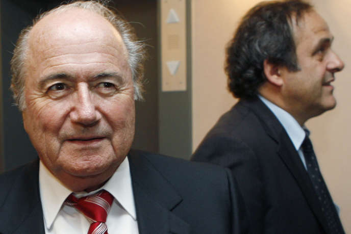 Joseph Blatter se sert habilement des accusations contre le Qatar dans sa rivalité avec Michel Platini.