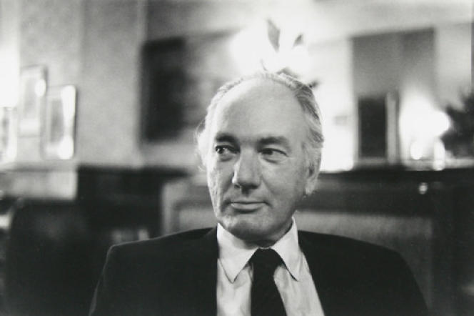 Thomas Bernhard, 1984.