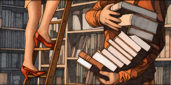 Les librairies indépendantes.