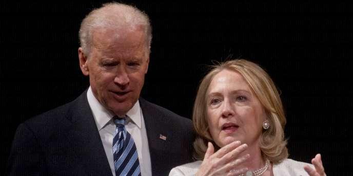 Pour 2016, «Hillary et Joe pourraient l'un ou l'autre faire de formidables présidents et possèdent les qualités requises pour cela», estime Barack Obama.