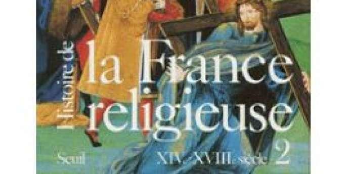 Histoire de la France religieuse, couverture