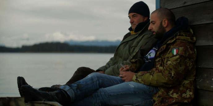 Ivan, ancien soldat, est un de ces Turinois partis travailler en Alaska dans