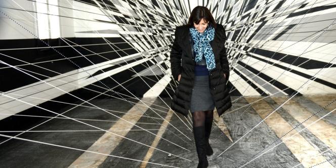 La candidate socialiste à la mairie de Paris, Anne Hidalgo, a présenté le 8 décembre son programme pour la capitale.