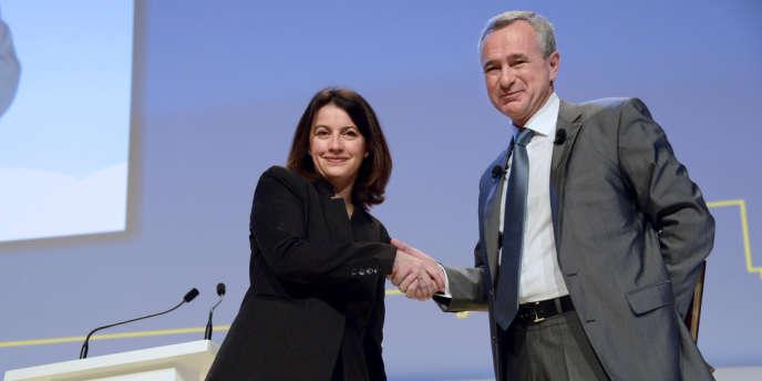 Cécile Duflot était présente lors du 66e congrès de la Fnaim, le 10 décembre 2012, il y a un an jour pour jour.