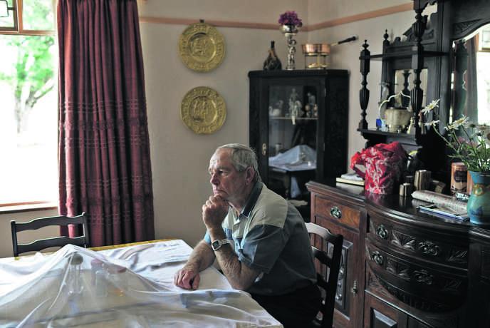 Myke Webster craint un « basculement » politique après la mort de l'ancien président Nelson Mandela.