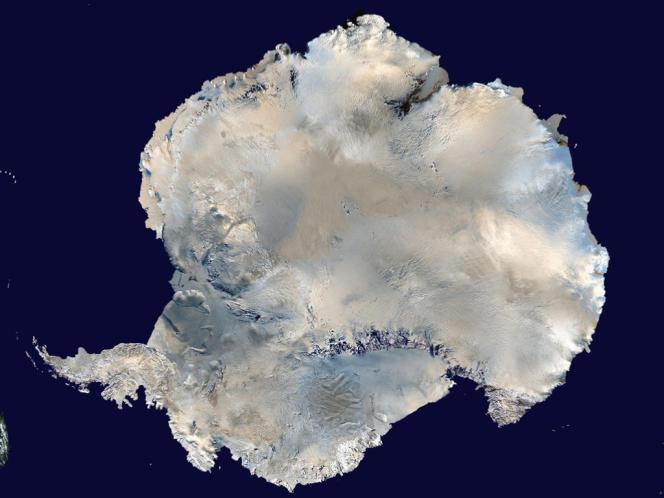 Entre les Dômes Argus et Fuji, dans l'est de l'Antarctique, les scientifiques ont enregistré des températures allant jusqu'à - 93°.