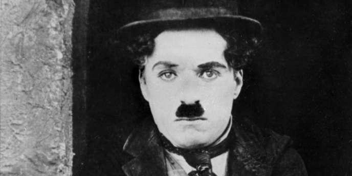 Charlie Chaplin dans le rôle du