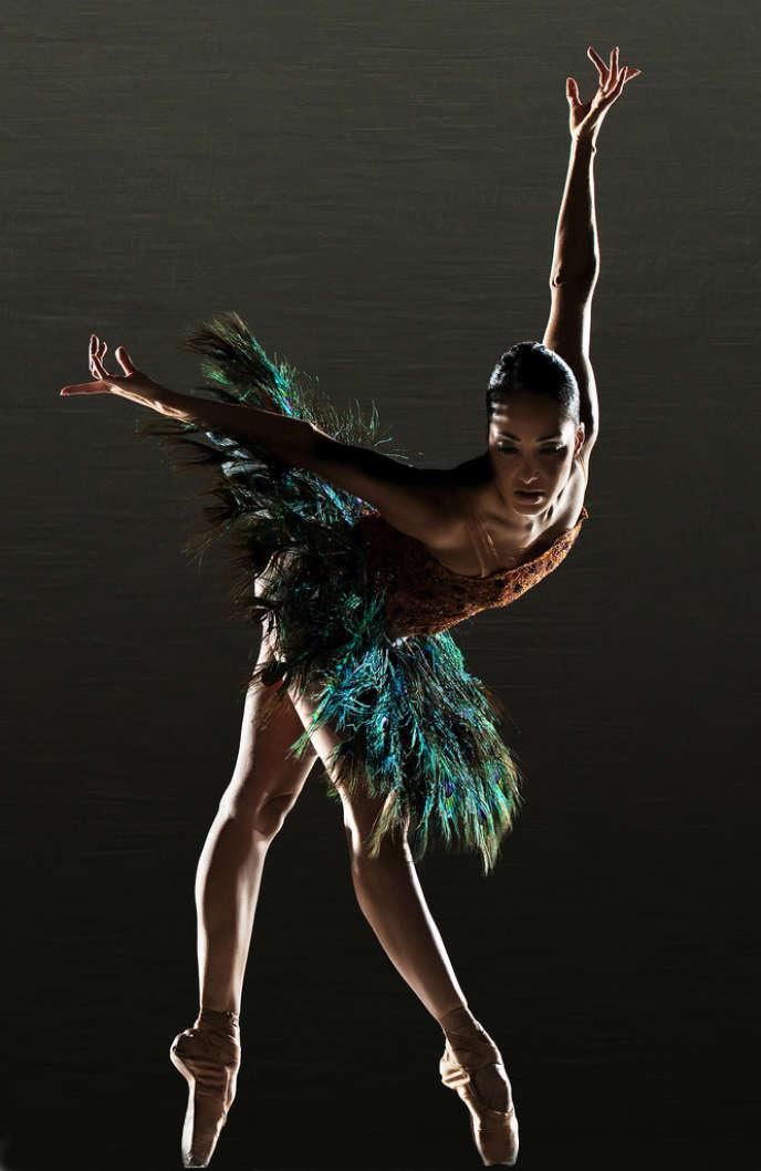 Pendant la présentation du ballet